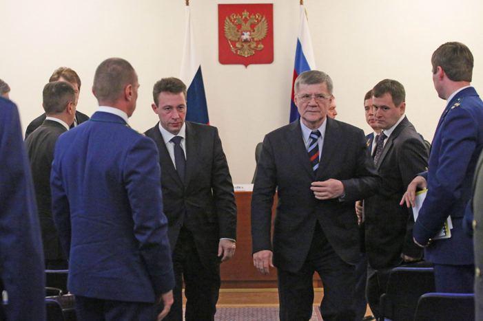Путин Холманских Чайка коррупция произвол скандал