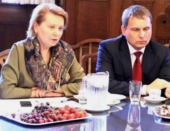 Комарова Филимонов здравоохранение скандал убийство коррупция порука