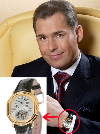 Астахов часы