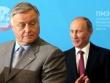 К 67-летию Путину сообщили про «открытый конфликт Якунина с Ротенбергами, которые своими интригами отправили его в отставку». Белозёров потирает руки?
