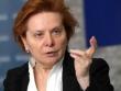 Нескромная хозяйка Югры. Наталья Комарова готова выступать только перед лояльными, оплаченными из бюджета журналистами