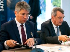 Алексея Цыденова взяли в долю. Глава Бурятии «замылил» перед Кремлём протест обманутых дольщиков, сдав один дом вместо четырёх