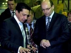 В ФСБ вышел доклад, в котором Александр Мишарин и Олег Сиенко названы инициаторами отставки Владимира Якунина