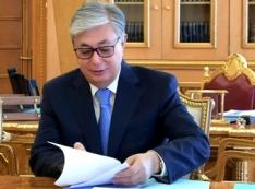 Судимый казнокрад Аблай Мырзахметов скрывает криминальное досье от президента Касым-Жомарта Токаева?