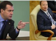 Медведеву на коррупцию в «ЕР» жаловаться бесполезно? Взываем к Путину! Приближенная VIP-единоросса Виктора Шептия пристроила низкобалльного родственника на бюджетное место в госвузе без конкурса