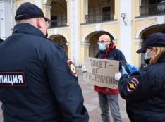 Как силовики прикрываются борьбой с COVID-19 для подавления политического протеста?