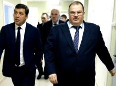 Цветков сложил полномочия в борьбе. Куйвашевский министр здравоохранения отправлен в отставку