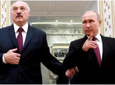 Подходящая компания. Путину и Лукашенко закрыли доступ на мероприятия Олимпийских игр