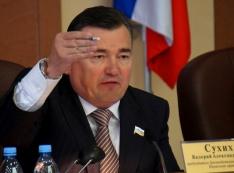 Валерий Сухих, обогатившийся на госимуществе в России, проговорился про Рашку-говняшку